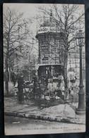 CPA Hauts De Seine - Neuilly Sur Seine (92200) Kiosque De Fleurs – Collection ND Phot 7 – Animée - A Voyagé En 1904. - Neuilly Sur Seine