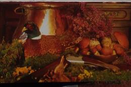 Petit Calendrier Poche 1996 Recette De Cuisine  Faison Aux Girolles - Champignon - 4 Volets - Formato Piccolo : 1991-00