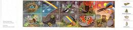 PIA - GB - 1991 - Francobolli Augurali - Carnet  - (Yv 1516-25) - Unused Stamps