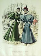 Le MONITEUR De La MODE-1894/44 - Prints & Engravings
