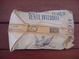 Paquet Tabac Troupe Algérie. - Equipment