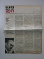 OOSTENDE Kursaal, Roger De Ramée (Tijdschriftartikel 1962) - Documenti Storici