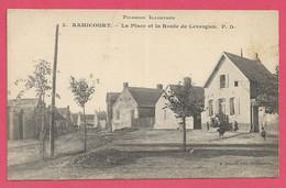 02 Aisne Ramicourt Ecole ? Enfants Place Route De Levergies Env De Montbrehain Fresnoy St Quentin Bohain En Vermandois - Other Municipalities