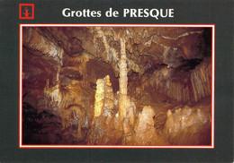 46 - Saint Médard De Presque - Grottes De Presque - Salle De La Fin Du Monde - Altri Comuni