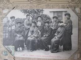 Tonkin . Femmes Japonaises Habitant Le Tonkin - Vietnam