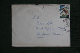 ESPAGNE  : Timbre Sur Lettre De TREMP ( LERIDA )vers NARBONNE ( FRANCE ) . - 1971-80 Storia Postale