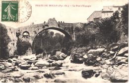 FR66 PRATS DE MOLLO - Fau - Le Pont D'Espagne - Belle - Andere Gemeenten