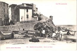 FR66 BANYULS SUR MER - Labouche 49 - Coin Du Port - Pêcheurs - Animée - Belle - Banyuls Sur Mer