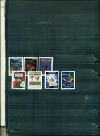 MONACO FESTIVAL DE LA TELEVISION 96-98-99-2000-1-2-3 7 VAL NEUFS A PARTIR DE 1.75 EUROS - Nuevos
