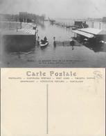 [510552]B/TB//-France  - (75) Paris, Crue De La Seine, Inondations - De Overstroming Van 1910