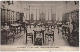 33 - B26482CPA - TALENCE - Clinique BAGATELLE - Salle à Manger Des Convalescents - Très Bon état - GIRONDE - Non Classificati