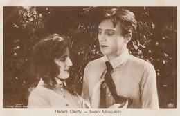 Helen Darly Iwan Mosjukin Postcard - Schauspieler