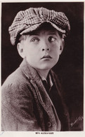 Ben Alexander Child Film Star Picturegoer Real Photo Postcard - Attori