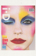 Jessica Stam Canadian Supermodel 2004 Magazine Photo Postcard - Schauspieler