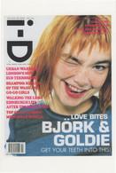 Bjork Of The Sugarcubes Magazine Cover Girl Postcard - Musik Und Musikanten