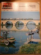 Vie Du Rail 1038 Somain Rorschach Port WW1 Verdun Autry Laheycourt Souilly Agricher Bourges Angerville Paris Pajol - Trains