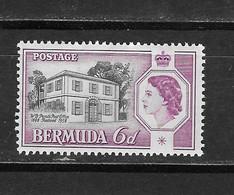 BERMUDA Nº 156 - Bermuda