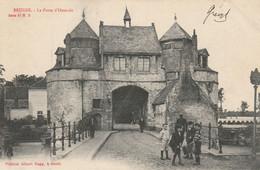Belgique (5475) Bruges - La Porte D'Ostende - Brugge