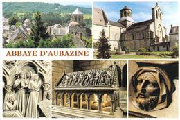 19 - Aubazine - Abbaye - Multivues - Other Municipalities