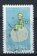 """France, 75 Ans Du """"Petit Prince"""" Par Saint-Exupéry, 2021, Obl, TB autoadhésif superbe Cachet Rond NANTES-BRETAGNE - Used Stamps"""