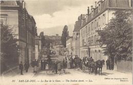 Boulevard Rue De La Gare - Bar Le Duc