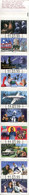 Schweden Sweden Sverige Mi# MH 252 Stamp Booklet Gestempelt/used - Pre Millenium Issue, Occations - Oblitérés