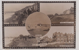 Views Of Lee On Solent Hampshire Yachting Hotel Old Postcard - Non Classificati