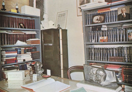 Marx Memorial Library London Vladimir Lenin Room Postcard - Non Classificati