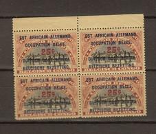Ruanda - Urundi Ocb Nr :   47 ** MNH   (zie Scan) - 1916-22: Mint/hinged