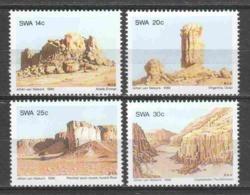 SWA 1986 Mi 588-591 MNH - Afrique Du Sud-Ouest (1923-1990)