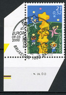 (B) 2922 MNH** FDC 2000 - Europa - Nuevos