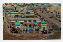 - CPSM BRIGHTON (Angleterre) - THE AQUARIUM & MADEIRA DRIVE 1983 - - Brighton