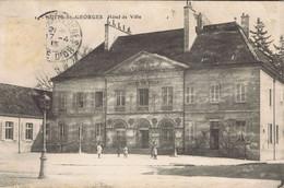 21 - Nuits Saint Georges (Côte D'Or) - Hôtel De Ville - Nuits Saint Georges