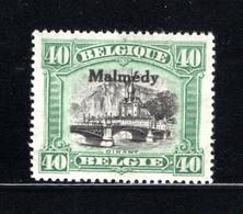 OC72T MNH 1920 - Tanding 15 Opdruk Malmedy - [OC55/105] Eupen/Malmédy