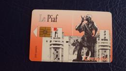 Carte De Stationnement /Piaf  Grenoble Bon état - Tarjetas De Estacionamiento (PIAF)