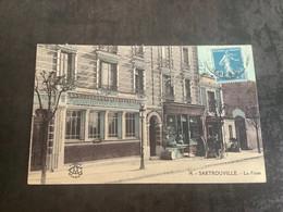 Carte Postale Sartrouville La Poste - Sartrouville