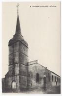 44 - SOUDAN +++  L'Eglise +++ - Otros Municipios