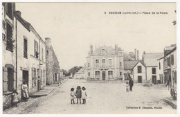44 - SOUDAN +++  Place De La Poste +++ - Otros Municipios