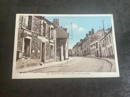 Carte Postale Valence En Brie La Grande Rue N 3450 - Autres Communes