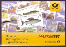 DEUTSCHLAND MH 100 POSTFRISCH(MINT) JUGENDMARKEN 2015 POSTPREIS 6,60 EURO - Postzegelboekjes