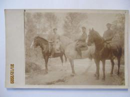 Frankreich Verdun, Soldaten Zu Pferd, Feldpoststation 103, Feldpost 1915 (39041) - Weltkrieg 1914-18