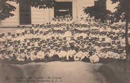 """Le Corps Des Cadets"""" De Crimée"""" Belaja Tzrkva. Royaume S.C.S.    Scan - Ukraine"""
