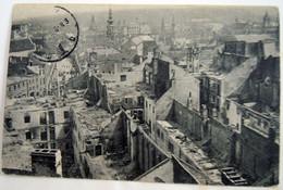 AK, Slovakia, BRATISLAVA, PRESSBURG, Nach Dem Grossen BRANDE Am 17 Mai 1913 , Disaster In Bratislava 1913., Old Postcard - Slovakia