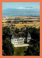 A280 / 151 01 - DIVONNE LES BAINS Chateau - Lac Léman Et Mont Blanc - Divonne Les Bains