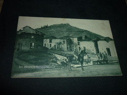 Carte Postale Meuse Guerre 1914 Das Zerstörte Hattonville Hattonville Détruit Animée Militaire - Guerra 1914-18