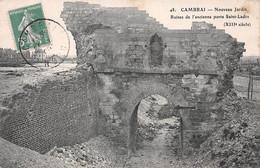 59-CAMBRAI-N°3865-F/0267 - Cambrai