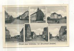 Gruss Aus Kronau Kr. Bruchsal (Baden) - Da Identificare