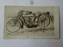 PHOTO PHOTOGRAPHIE  TRANSPORT MOTOCYCLETTE NEW MAP - Automobiles