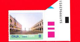 Nuovo - MNH - ITALIA - 2021 - Turismo - L'Italia Riparte – Venezia – Palazzo Ducale - B - Alfanumerico - 2011-...: Mint/hinged