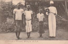 A. Retinue Of Servants,Blantyre. B.C.A. Scan - Congo Belge - Autres